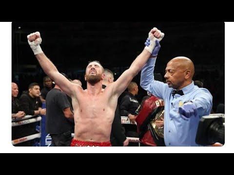 Boxing Sandor Martin Stuns Boxing World By Defeating Former Champ Mikey Garcia By Eric Pangilinan