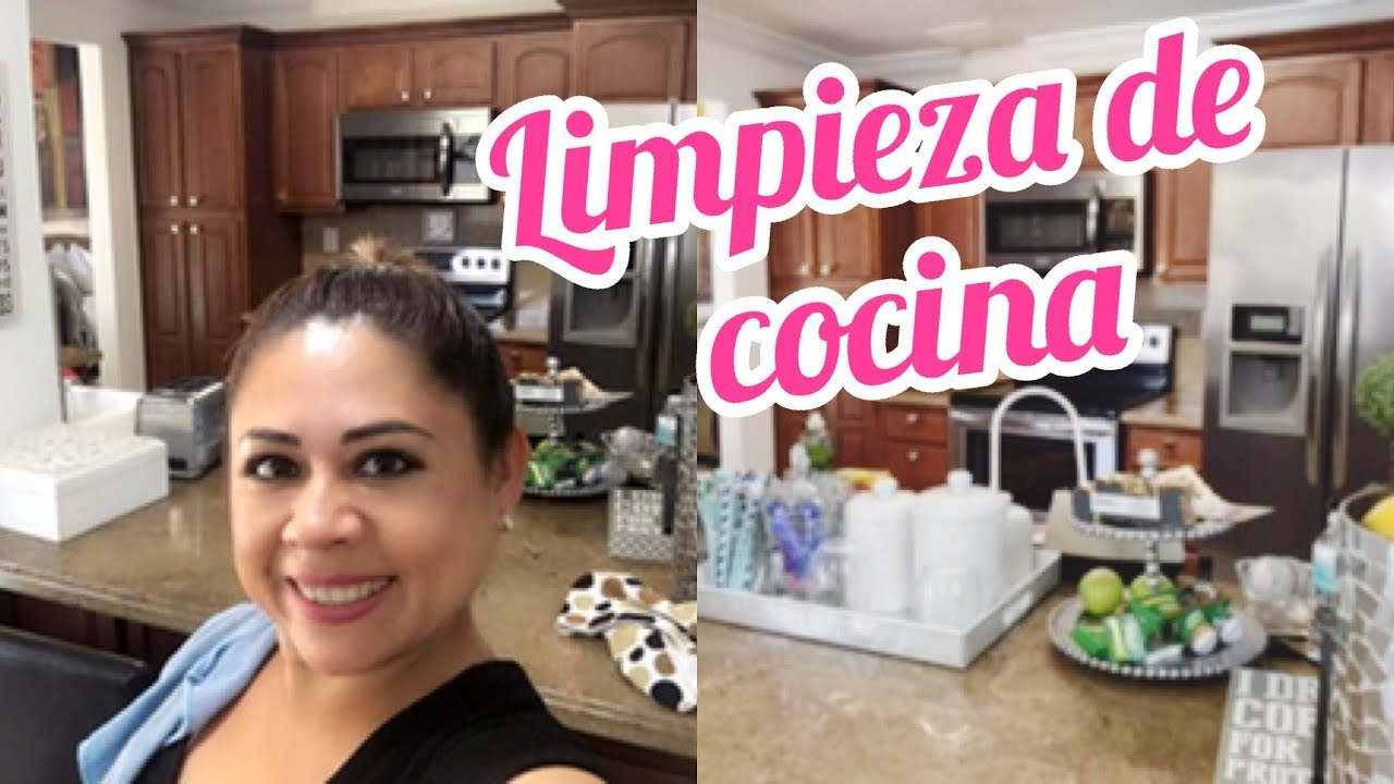 Tips Para Limpiar La Cocina Animate A Limpiar Conmigo