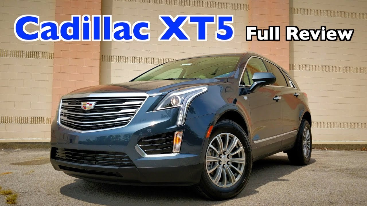 2019 Cadillac Xt5 Full Review Drive Is Caddy S Bread Winner