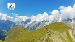 Ultra Trail CCC: Courmayeur - Champex - Chamonix - UTMB  - Mont Blanc - The North Face