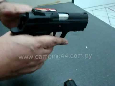 pistola tanfoglio 9 mm 600596