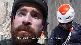 First ascent of El Flechazo