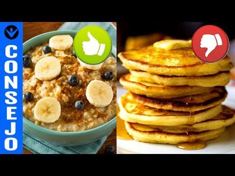 Desayunos Fitness vs Desayunos Fatness