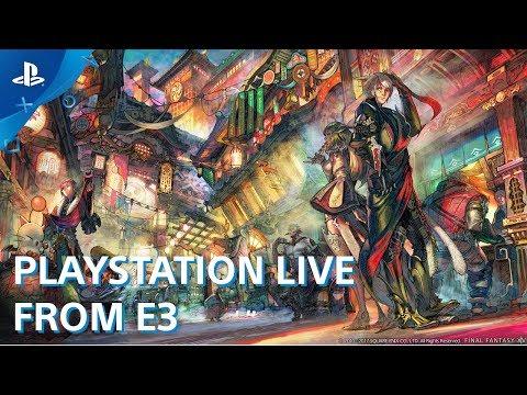 Final Fantasy XIV: Stormblood - PS4 Preview | E3 2017