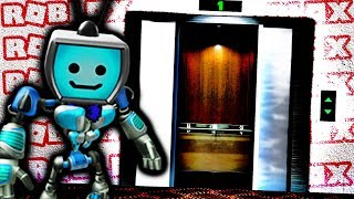 This Elevator is NOT Normal...... | Weird Roblox