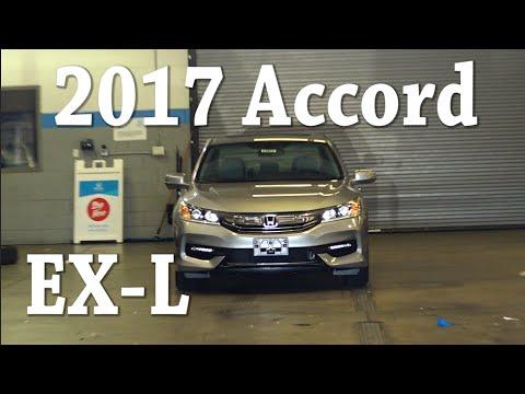 🚗🏁🚦🙌2017 Honda Accord EX-L Review