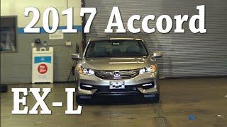 2017 Honda Accord EX-L Review