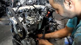 moteur 205 diesel en marche - تشغيل محرك c15 الديزل الارض