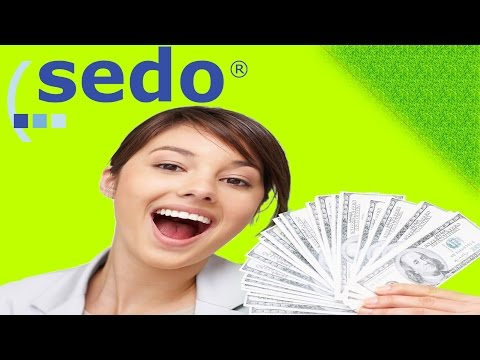 How to create a Sedo account