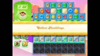 Candy Crush Jelly Saga Level 936 (3 star, No boosters)