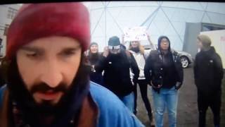 Shia Labeouf He Will Not Divide Us DAY 6 Proof Liberalism Is Mental Illness