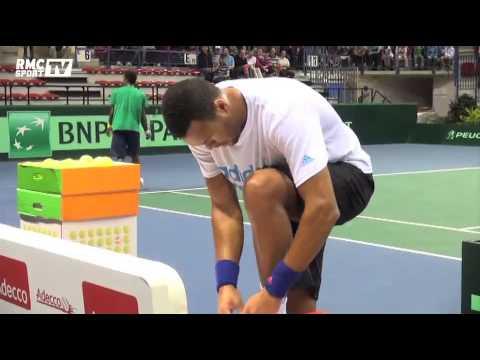 Tennis / Pourquoi Tsonga peut viser l'US Open - 12/08