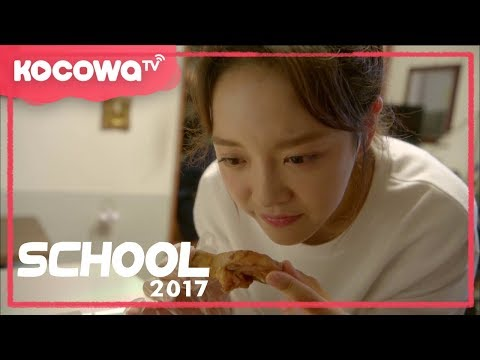 [School 2017] Ep 13 SeJung's chicken delivery