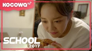 Video [School 2017] Ep 13_SeJung's chicken delivery download MP3, 3GP, MP4, WEBM, AVI, FLV April 2018