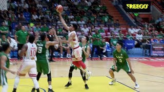 Highlights: Final: DLSU vs. SBU | Filoil Flying V Preseason Cup 2019