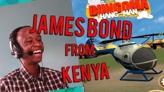 BUNGOMA HANGMAN Epic Game!!  James Bond from Kenya  Gameplay