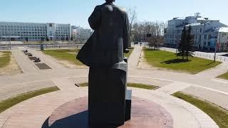 Весна пришла в Архангельск