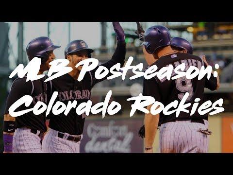 MLB 2017 Postseason Hype || Colorado Rockies