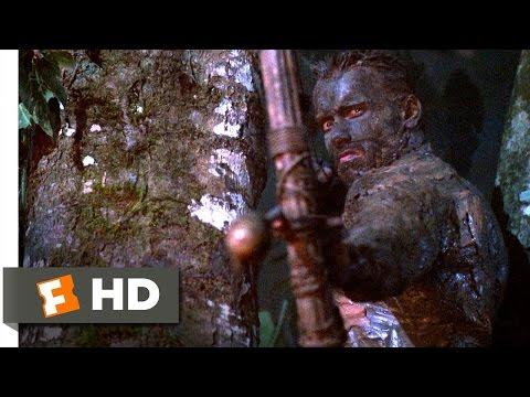 Predator (3/5) Movie CLIP - Predator vs. Dutch (1987) HD