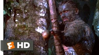 Predator (1987) - Predator vs. Dutch Scene (3/5) | Movieclips thumbnail