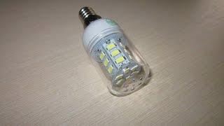 Светодиодные лампочки Е14  220в 9вт распаковка и обзор(, 2016-03-12T17:38:22.000Z)