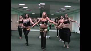 Восточные танцы.Обучение для начинающих.