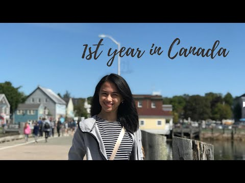 Happy First!   New Brunswick, Canada