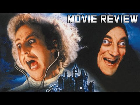 Young Frankenstein Movie Review - (4 Reel Movie Club #1.2)