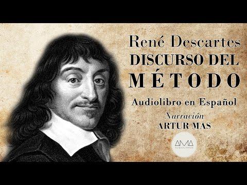 René Descartes - Discurso del Método (Audiolibro en Español) VOZ REAL CASTELLANO