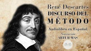 """René Descartes - Discurso del Método (Audiolibro Completo en Español) """"Voz Real Humana"""""""