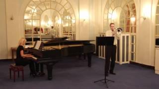Ferdinand David: Concertino (trombone - Kurt Neubauer)