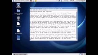 Terminal Commands in Fedora pt4
