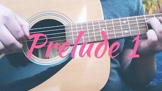 Prelude on guitar (fingerstyle guitar, yamaha guitar)