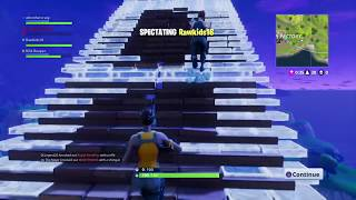 BEST FORTNITE BATTLE ROYAL GAMEPLAY EVER!!! Epic Factory Base, Stairway to Heaven