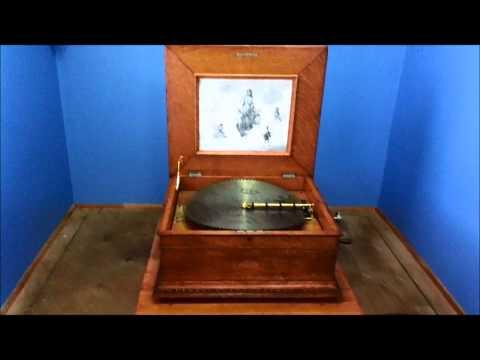 1895 Regina Music Box style 13