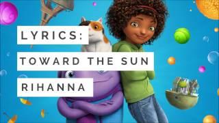 towards the sun rihanna   lyrics