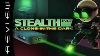 Stealth Inc: A Clone in the Dark Review (PS3/Vita)