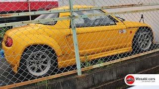 Caged BEAsT - Wide body Kei Car Convertible Honda Beat