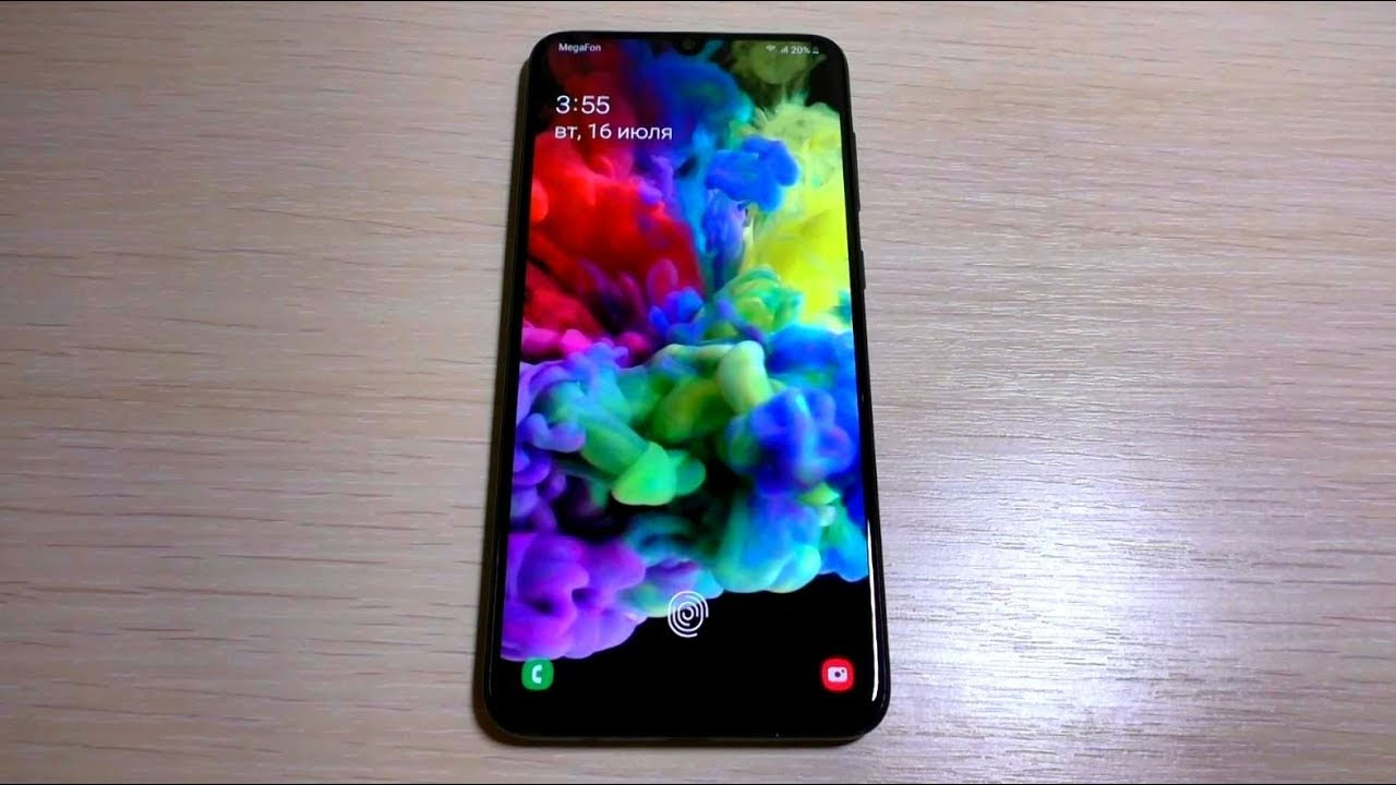Live Wallpaper For Samsung Galaxy A70 Youtube