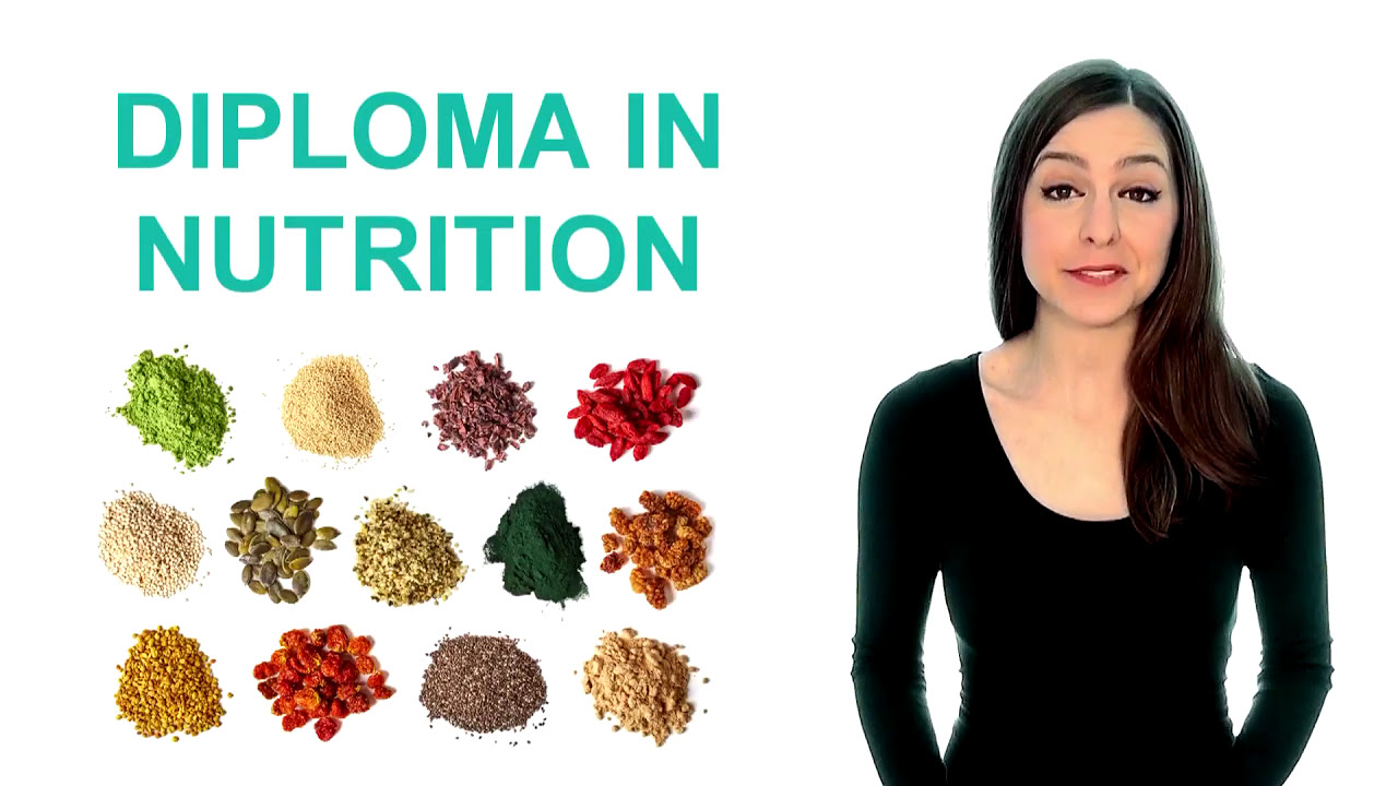 Nutrition Course Distance Learning Accredited Diploma