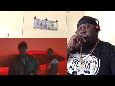 Jackboy Ft Casanova - Murda ( Reaction Video )