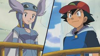Swellow vs. Swellow! | Pokémon: Advanced Challenge | Official Clip