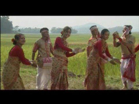 Soraai ure ure...Bihu song by ZUBEEN GARG