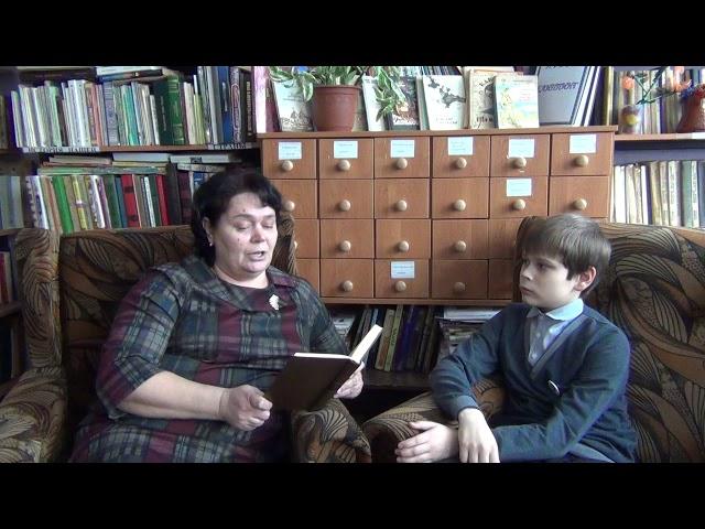 Изображение предпросмотра прочтения – НаталияАфанасьева читает произведение «Мальчик у Христа на елке» Ф.М.Достоевского