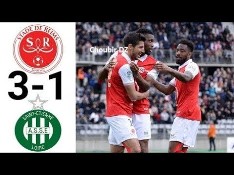 Reims Vs Saint-Étienne