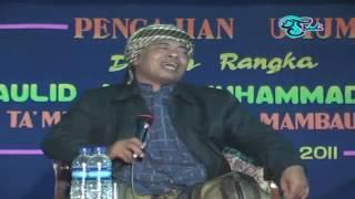 [39.90 MB] Ceramah agama oleh KH.Musfiq karay dalam rangka maulid Nabi Muhammad saw 2