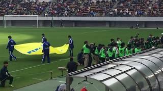 ⚽️鳥肌モノの入場シーン‼️市立船橋vs流経大柏・頂上決戦! thumbnail