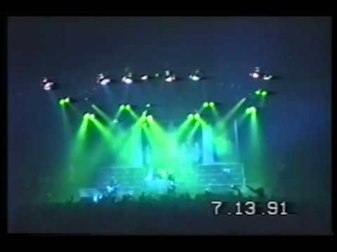 Slayer - Lakeland 13/07/1991