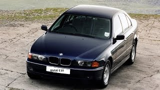 BMW E39 МИФЫ И ЛЕГЕНДЫ