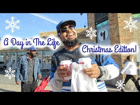 A Day In The Life - Christmas Edition   Vlog